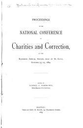 The Social Welfare Forum: Official Proceedings [of The] Annual Forum