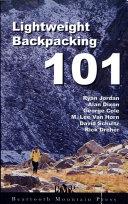 Lightweight Backpacking 101