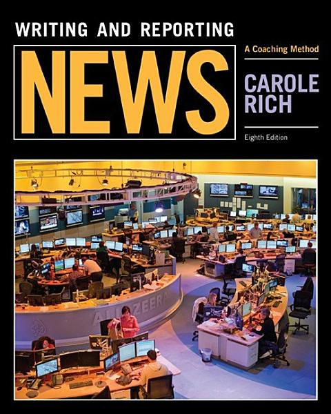 Download Writing and Reporting News  A Coaching Method Book
