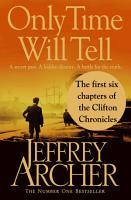 Only Time Will Tell  the first six chapters PDF