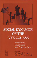 Social Dynamics of the Life Course PDF