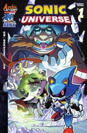 Sonic Universe #83