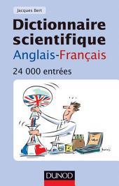Dictionnaire scientifique anglais-français - 4e éd.: 24 000 entrées