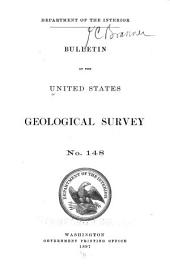 Analyses of Rocks, with a Chapter on Analytical Methods, Laboratory of the United States Geological Survey 1880 to 1896: Volume 8, Issue 148