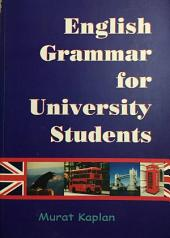 English Grammar For University Students: Foreign Language Study