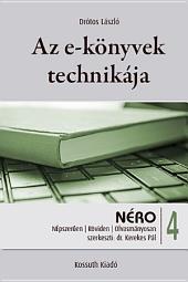 Az e-könyvek technikája