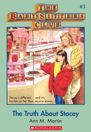 The Baby Sitters Club  3  The Truth About Stacey