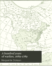 A Hundred Years of Warfare, 1689-1789: How the Nation was Born