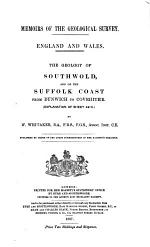 The Geology of Southwold, and of the Suffolk Coast from Dunwich to Covehithe
