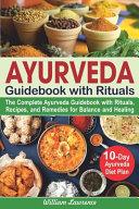 Ayurveda Diet Cookbook for Beginners