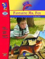 Fantastic Mr  Fox Lit Link Gr  4 6 PDF