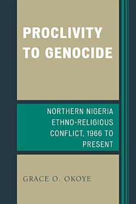 Proclivity to Genocide PDF