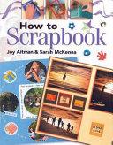 How to Scrapbook PDF