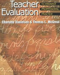 Teacher Evaluation To Enhance Professional Practice Book PDF