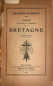 Bleuniou-Breiz: poésies anciennes & modernes de la Bretagne