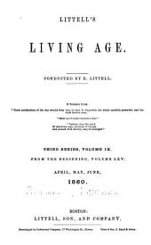 Living Age ...: Volume 65