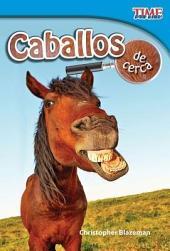Caballos de cerca (Horses Up Close)