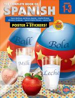 Complete Book of Spanish, Grades 1 - 3