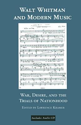 Walt Whitman and Modern Music PDF