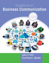 Excellence in Business Communication: Edition 12