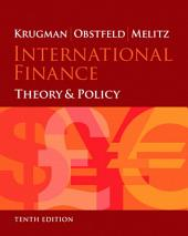 International Finance: Theory and Policy, Edition 10