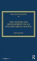The Genesis and Development of an English Organ Sonata PDF
