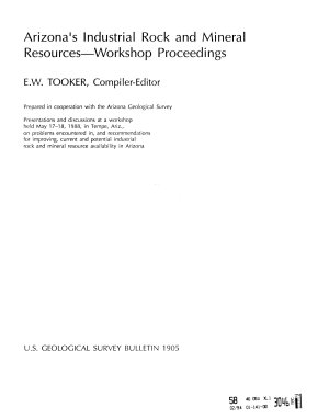 U S  Geological Survey Bulletin PDF