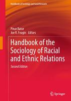 Handbook of the Sociology of Racial and Ethnic Relations PDF