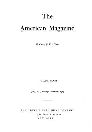 American Magazine PDF