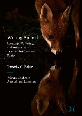 Writing Animals PDF