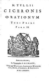 Orationes: Volumes 1-2