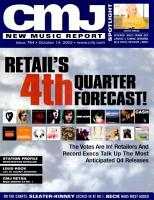 CMJ New Music Report PDF