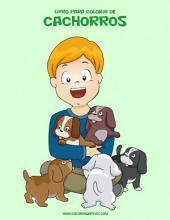 Livro para Colorir de Cachorros 3