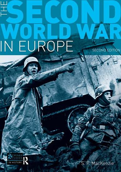 The Second World War in Europe PDF