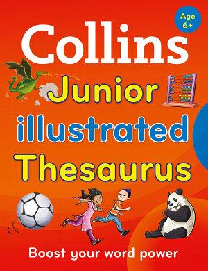 Collins Junior Illustrated Thesaurus  Collins Primary Dictionaries