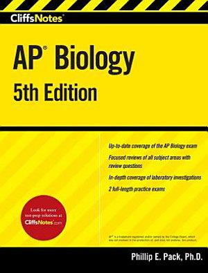 CliffsNotes AP Biology  5th Edition