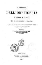 I trattati dell'oreficeria e della scultura di Benvenuto Cellini