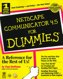 Netscape Communicator 4 5 For Dummies  PDF