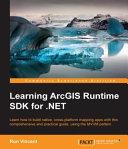 Learning Arcgis Runtime SDK for .Net