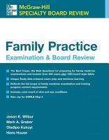 Family Practice Examination and Board Review PDF