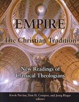 Empire and the Christian Tradition PDF