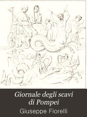 Giornale degli scavi di Pompei: Volume 2