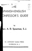 Download The Spanish English Confessor s Guide Book