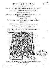 Elogio funebre do beneficiado Francisco Leitao Ferreira ... que recitou no Paço em 31 de Março de 1735, Diogo Barbosa Machado ...
