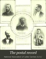 The Postal Record PDF