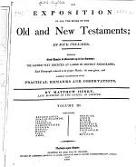 An Exposition of All the Books of the Old and New Testaments: ...