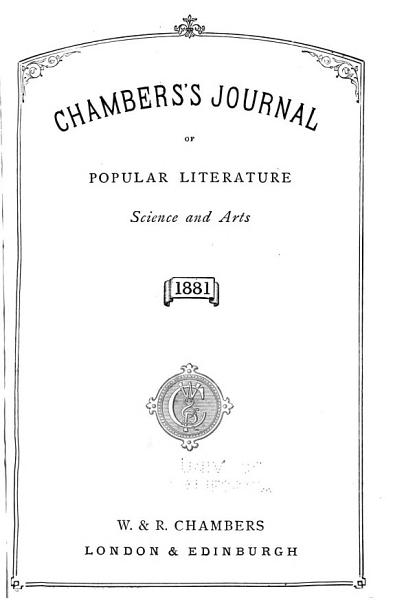 Download Chambers s Journal Book