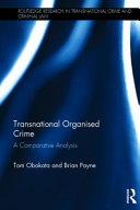 Transnational Organised Crime PDF