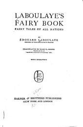 Laboulaye's Fairy Book: Fairy Tales of All Nations