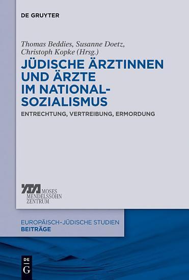 J  dische   rztinnen und   rzte im Nationalsozialismus PDF
